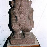 Skulptur Bes