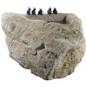 Kalksteinbrunnen
