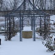 Brunnen im Magdalenengarten