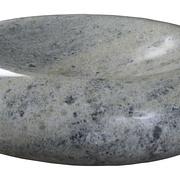 Gartenschale aus Marmor