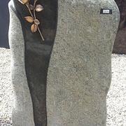 Einzelstein aus Granit