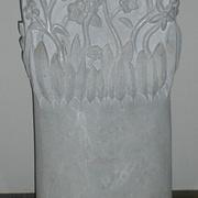 Einzelstein aus Marmor