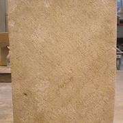 Einzelstein aus Kalkstein