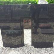 Doppelstein aus Granit